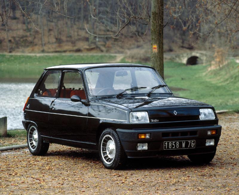 Fotos del Renault 5 - Zcoches