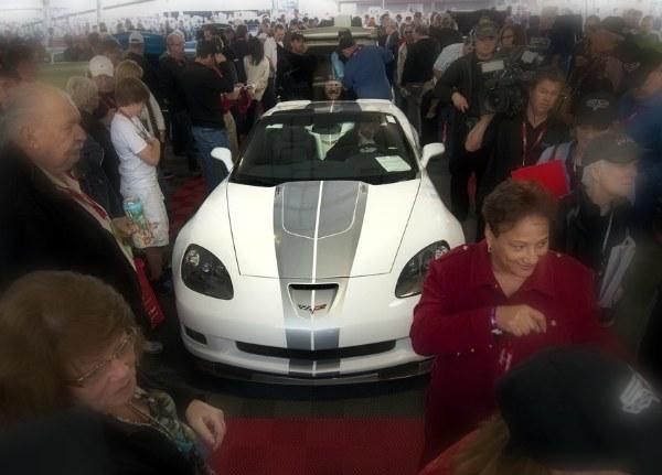 600.000 $ por un Chevrolet Corvette 427 Convertible