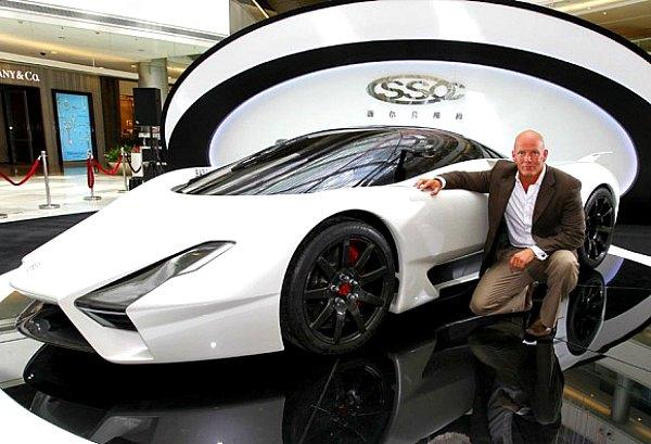 Shelby Supercars pasará a llamarse SSC