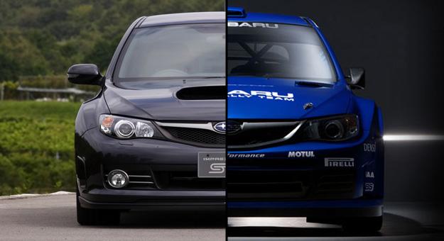La diferencia entre un coche de serie potente y un WRC