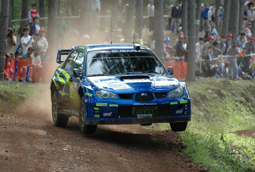 Vuelve un viejo rockero al WRC, vuelve Chris Atkinson