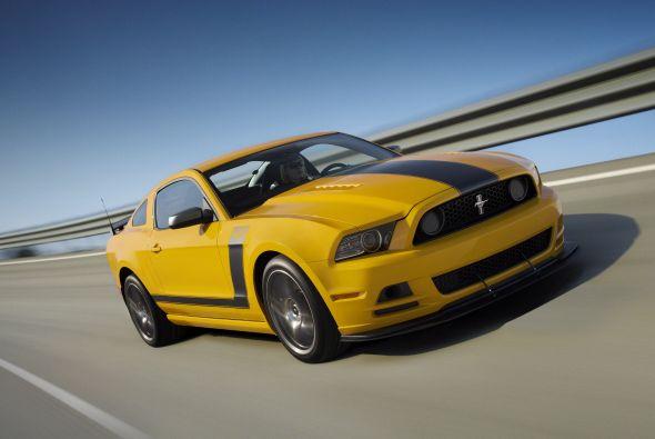 ¿Cuál es tu Ford Mustang ideal?