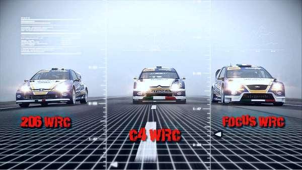 Vídeo: El garaje de WRC de Luca Pedersoli