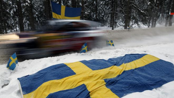 El Rallye de Suecia no se verá por televisión