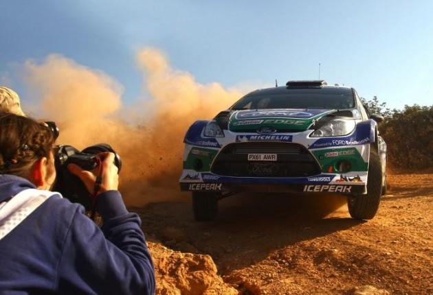 Rally de Portugal: Hirvonen cerca de la victoria, Sordo remontando