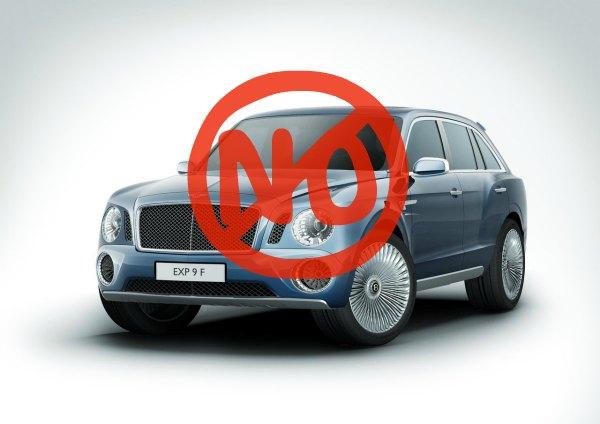 VAG podría cancelar el Bentley EXP 9F y el Lamborghini Urus, y nosotros sin quejarnos
