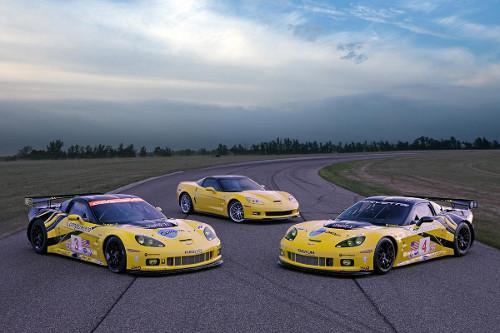 Corvette ZR1 versus Corvette C6.R