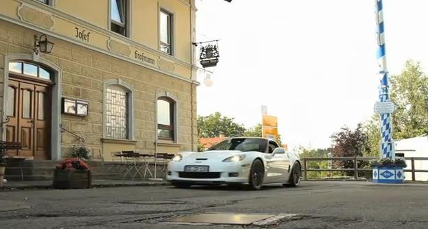 Motor Trend hace un Road Trip muy especial en un Corvette ZR1