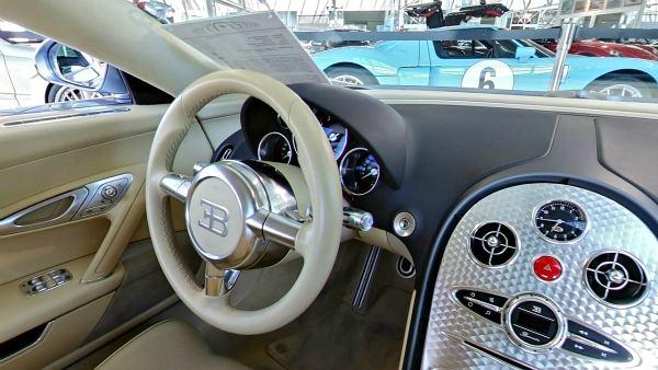 Móntate en un Bugatti Veyron o en un Mercedes CLK GTR