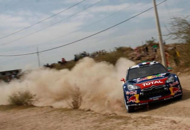 Rally de México 2012: Loeb, de nuevo Loeb