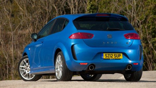 Nuevo SEAT León SUPERCOPA, por ahora sólo en el Reino Unido