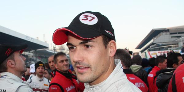 Dani Sordo en Citroën para 2013
