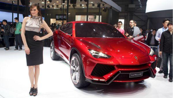El mercado del superlujo se estancará en 2013 según Lamborghini