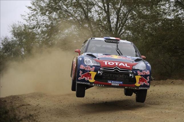 Rally Argentina 2012: Desastre para Sordo, victoria para Loeb