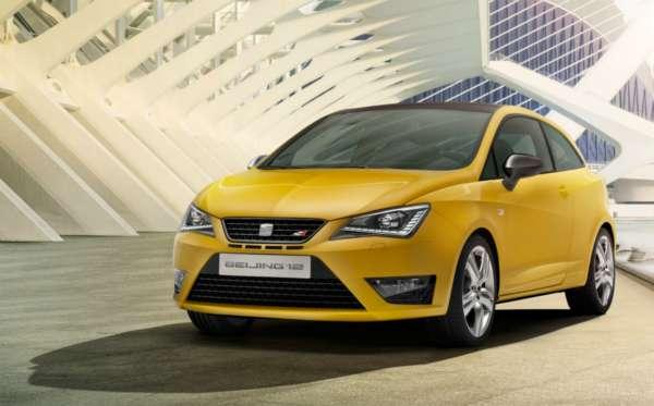 Vuelve el SEAT Ibiza Cupra para 2012