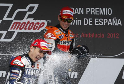 Gran Premio España MotoGP: Stoner se lleva el triunfo final