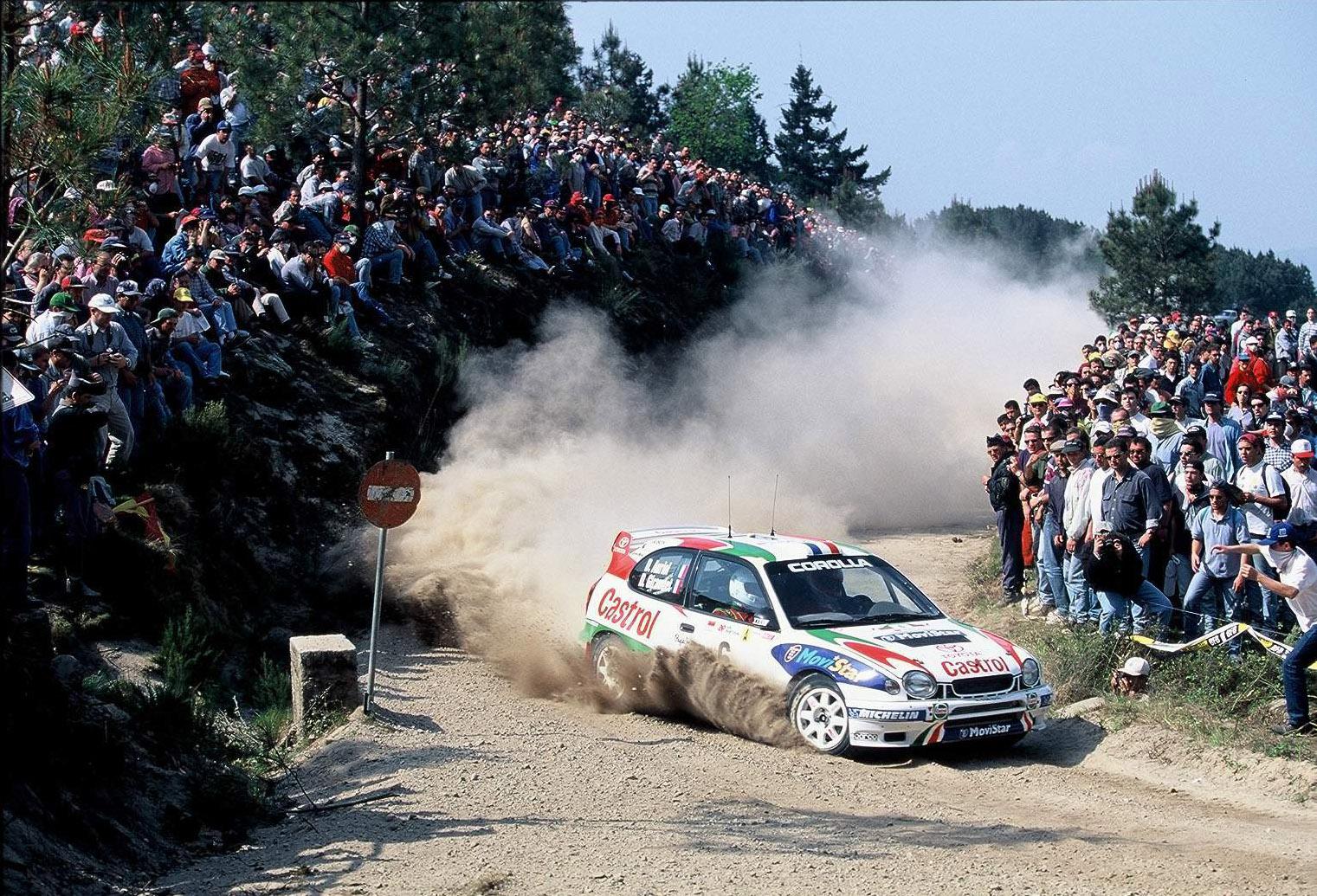 Toyota valora volver a la WRC