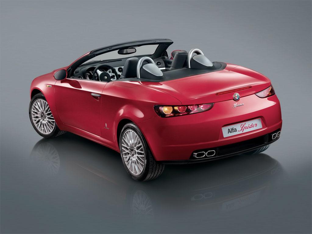 El próximo Alfa Romeo Spider compartirá plataforma con el Mazda MX-5
