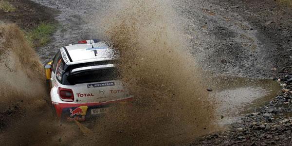 Rally Acrópolis 2012: Loeb sigue siendo Zeus en Grecia
