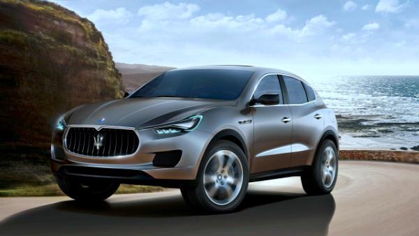 Maserati intentará engañarnos con el Kubang