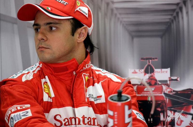 Felipe Massa ante su carrera más complicada en la F1