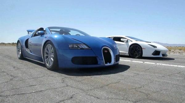 La comparación definitiva: Veyron vs Aventador vs LFA vs MP4-12C