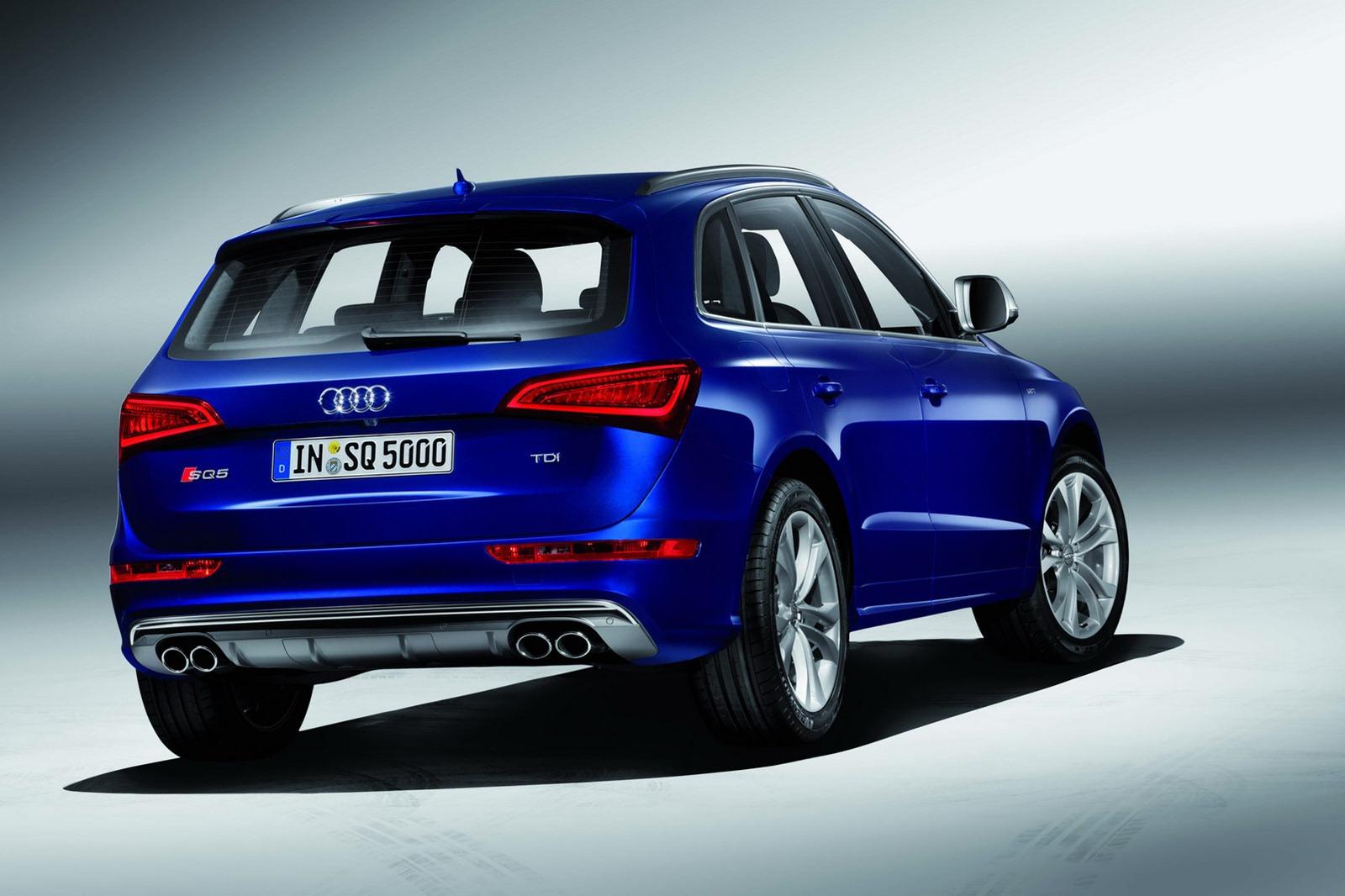 Nuevo Audi SQ5 TDI, ¿deportividad eficiente?