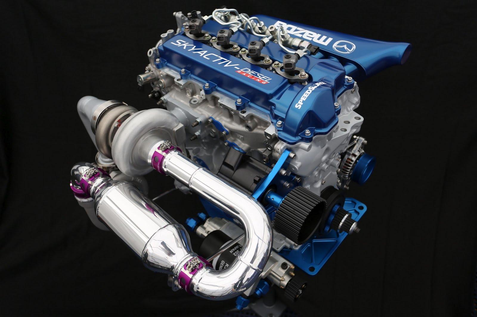 Mazda volverá a Le Mans, pero con su nuevo motor SKYACTIV-D