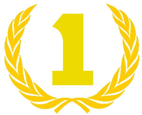 Campeon de la primera edicion de Clasicos Corona_de_laurel