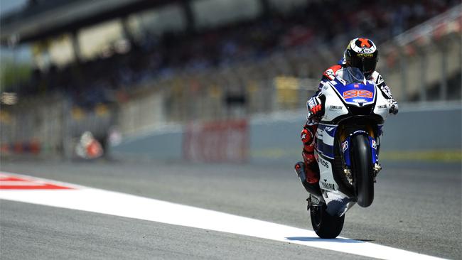 GP Catalunya 2012: Lorenzo se hace más líder