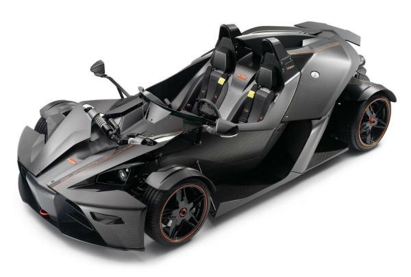 KTM prepara un X-Bow más civilizado