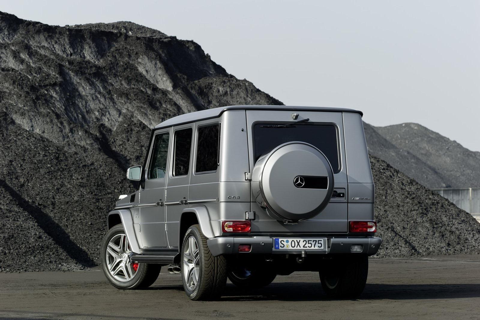 ¿Por qué Mercedes-Benz se niega a jubilar al Clase G?