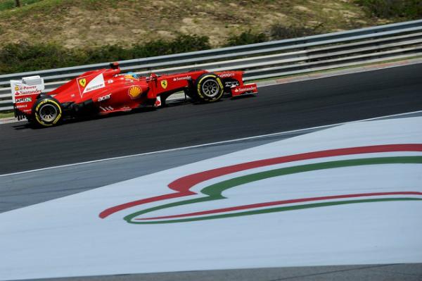 GP Hungría 2012: Hamilton resurge