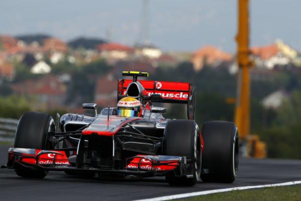 GP Hungría 2012: Hamilton saldrá desde la pole