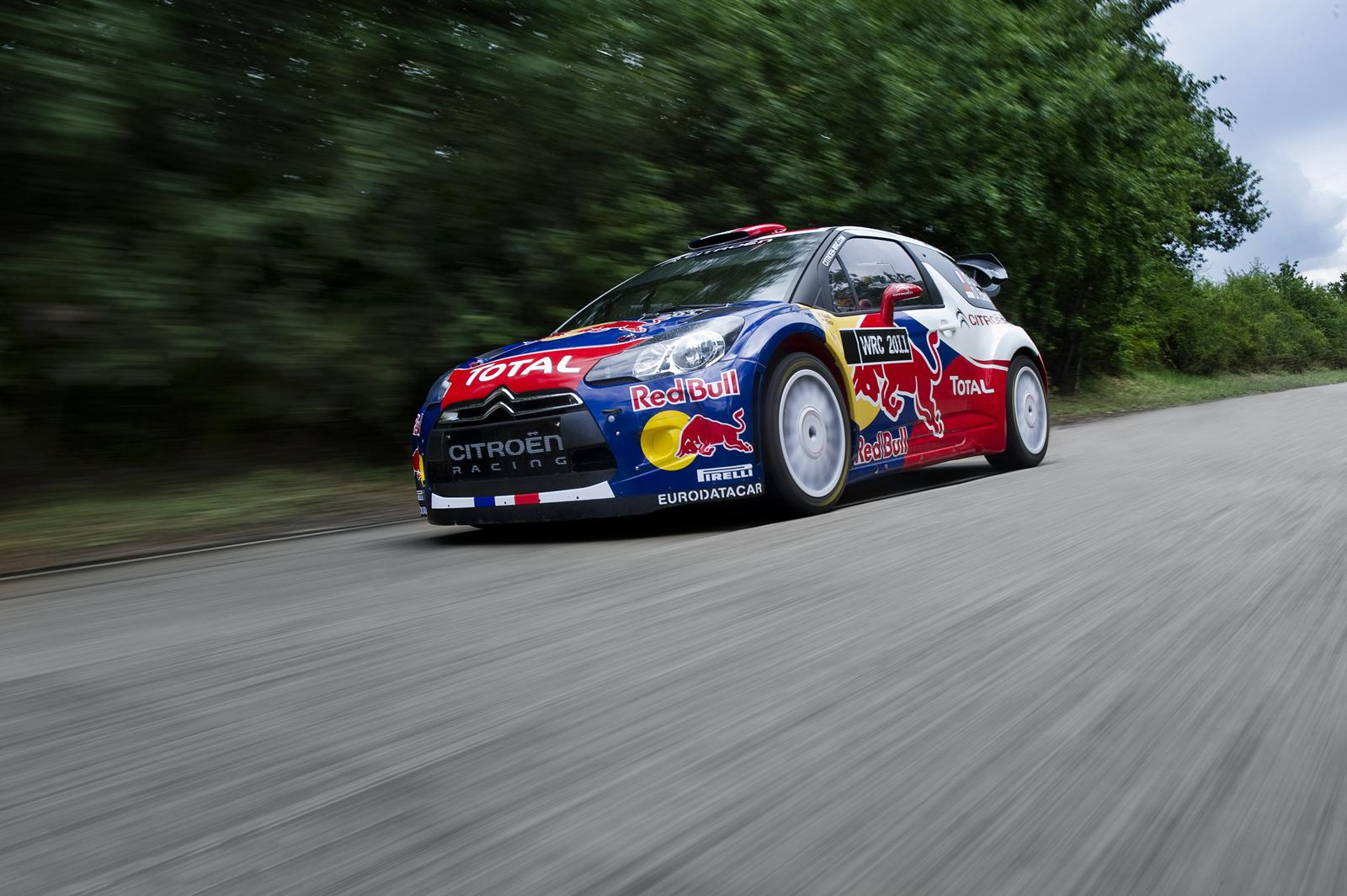Citroën no piensa abandonar el WRC