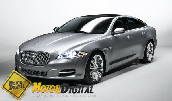 Vistazo rápido a la fabricación del Jaguar XJ