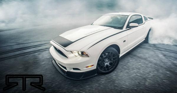Mustang RTR 2013 preparado por Vaughn Gittin JR