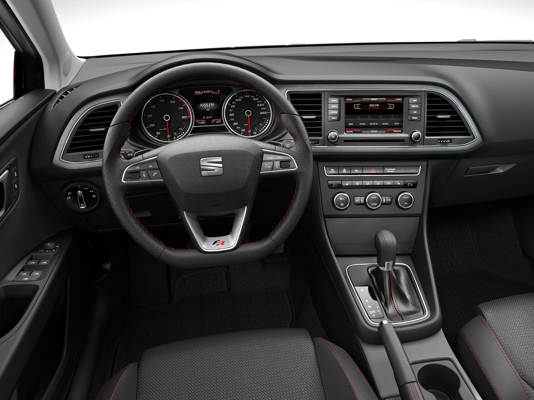 No esperes más, así es el nuevo Seat León