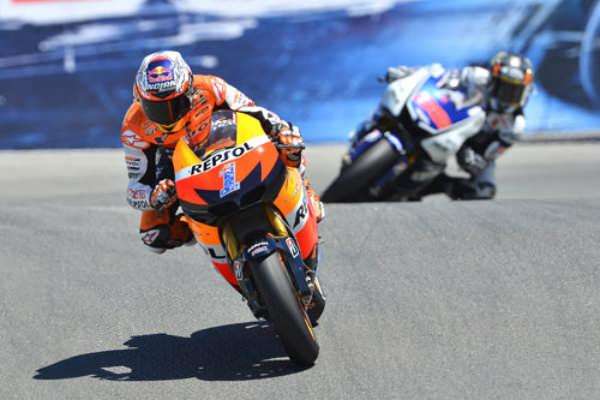 GP EEUU Motociclismo 2012: Stoner se lleva la victoria