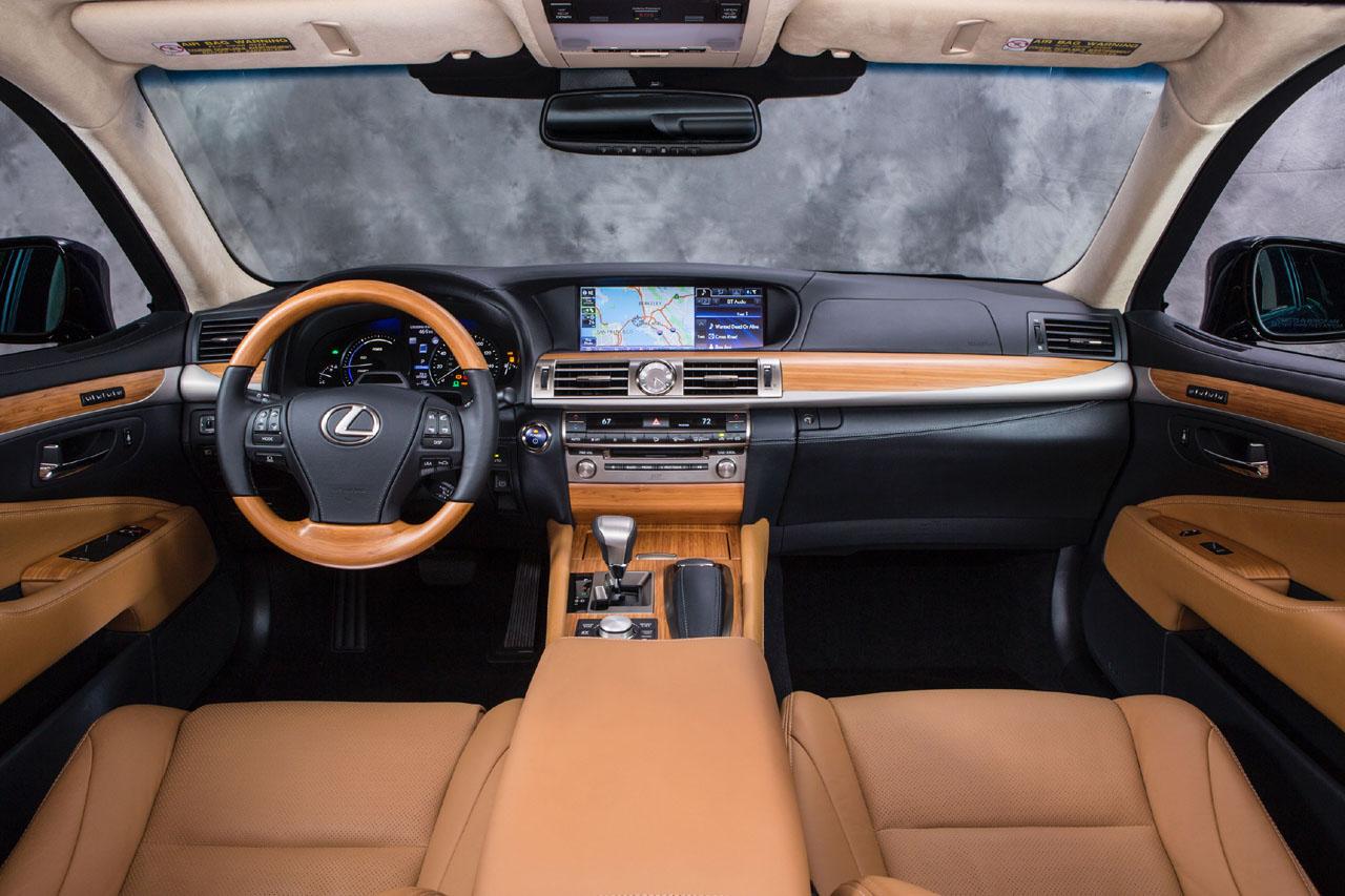 Ya está aquí el nuevo Lexus LS