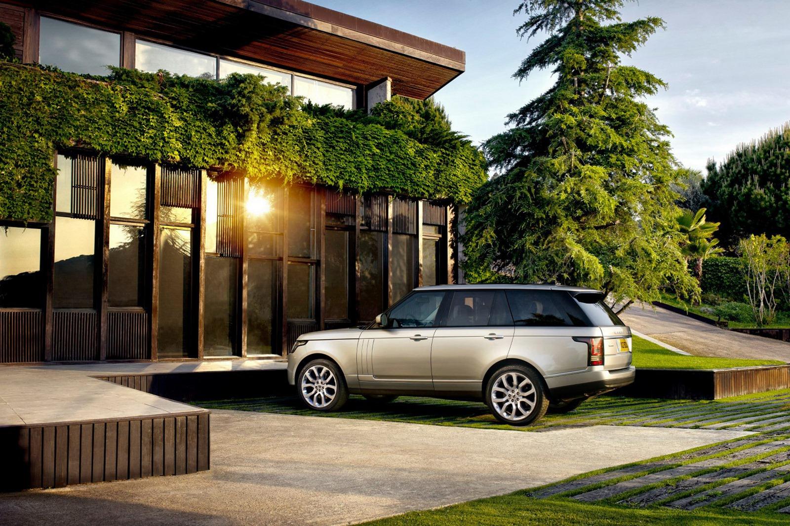 Ya es oficial, aquí está el nuevo Range Rover