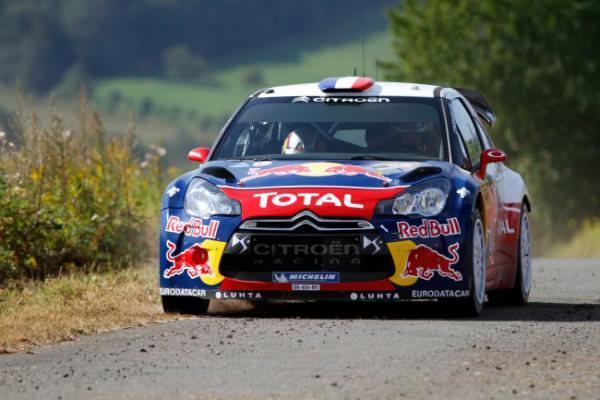 Loeb se lleva el Rally de Alemania 2012