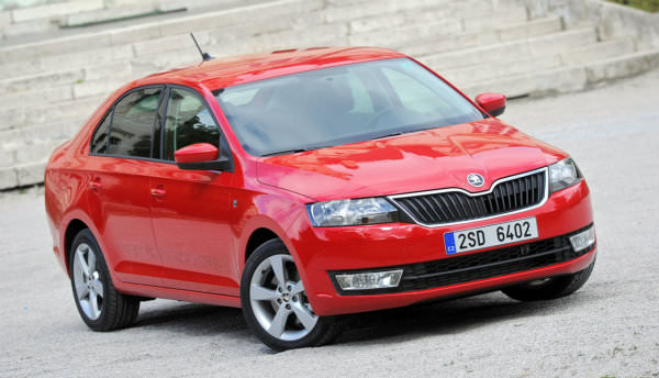 Skoda tendrá un Rapid hatchback