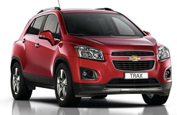 Nuevas imágenes y datos oficiales del Chevrolet Trax