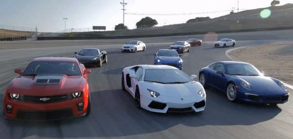 ¿Cuál es el mejor coche para conducir de 2012?