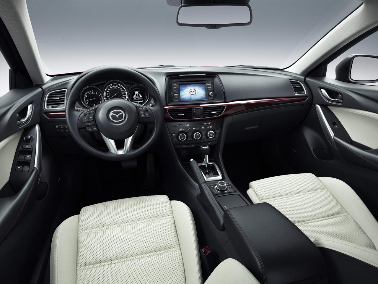 Mazda presenta oficialmente al nuevo 6