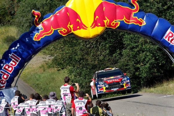 El WRC ya tiene nuevo promotor: Red Bull