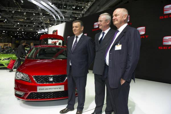 SEAT, el garbanzo negro de Volkswagen