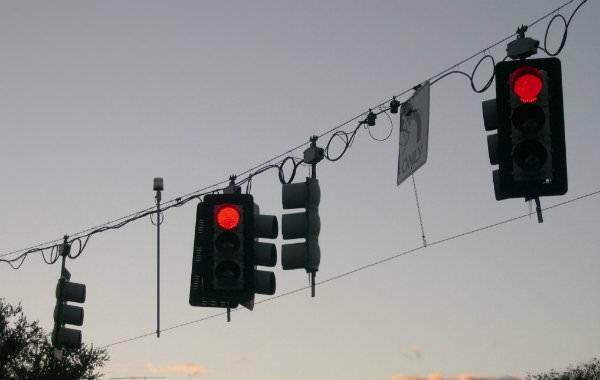 Ahora el semáforo en ámbar será para pasar