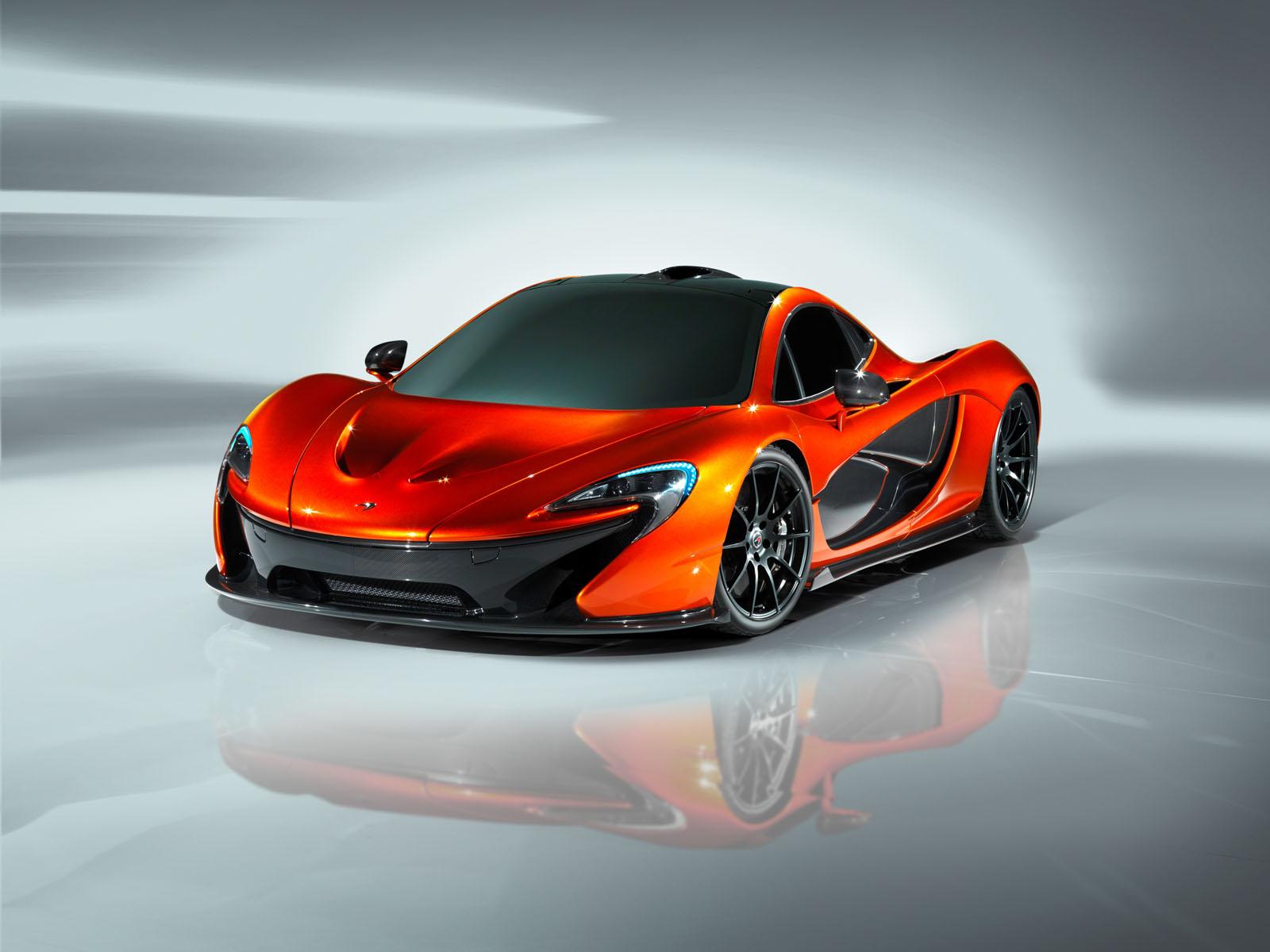 McLaren ya habla del sucesor del P1